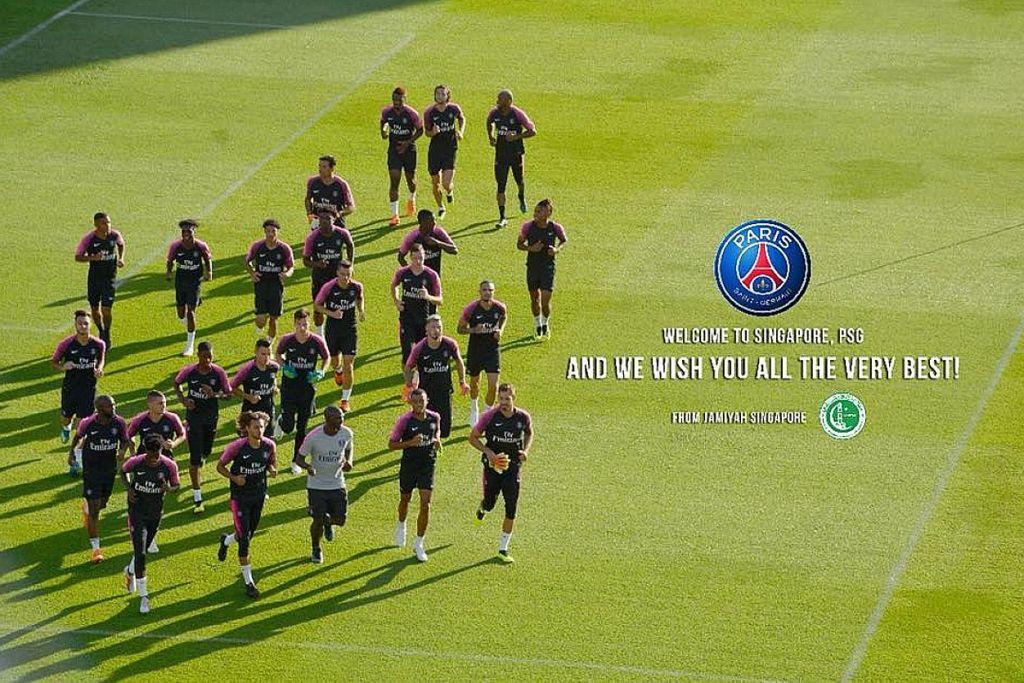 Paris Saint-Germain tetap 'turun' Lorong 12 Geylang, biarpun tanpa Mbappe...