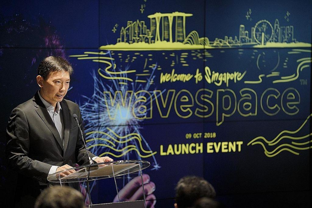 Kemudahan inovasi dibentuk bantu dalam rombakan digital