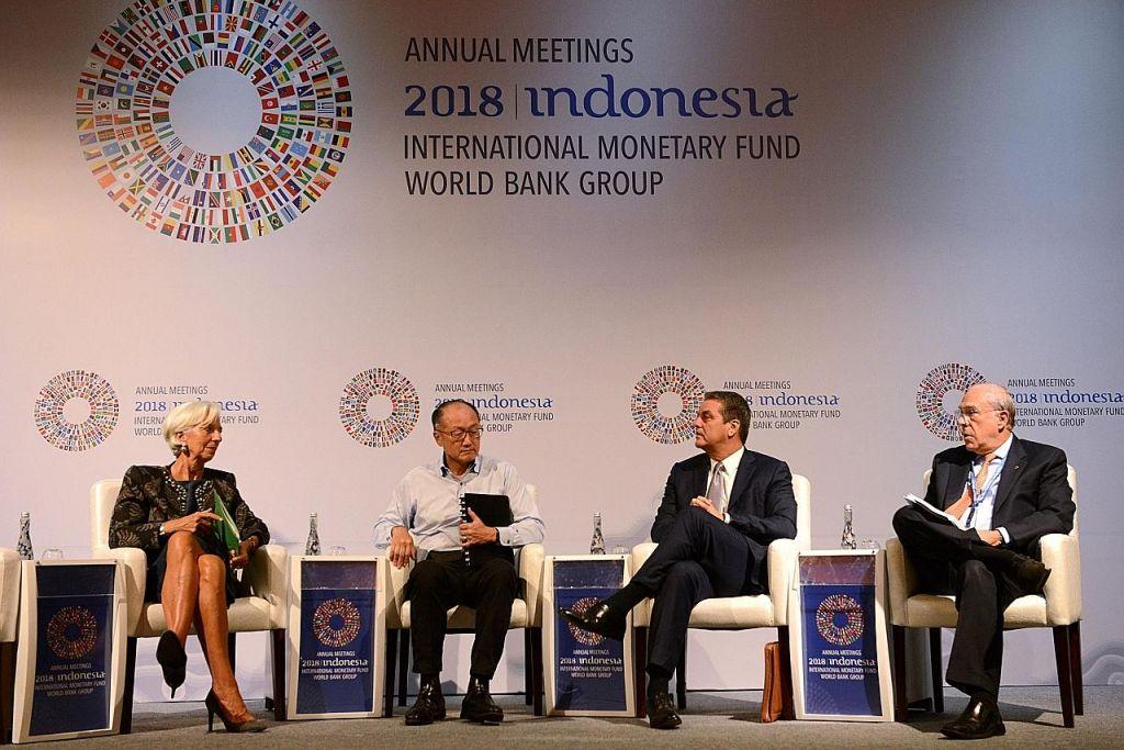 Bali jadi tumpuan pemimpin negara, delegasi kewangan