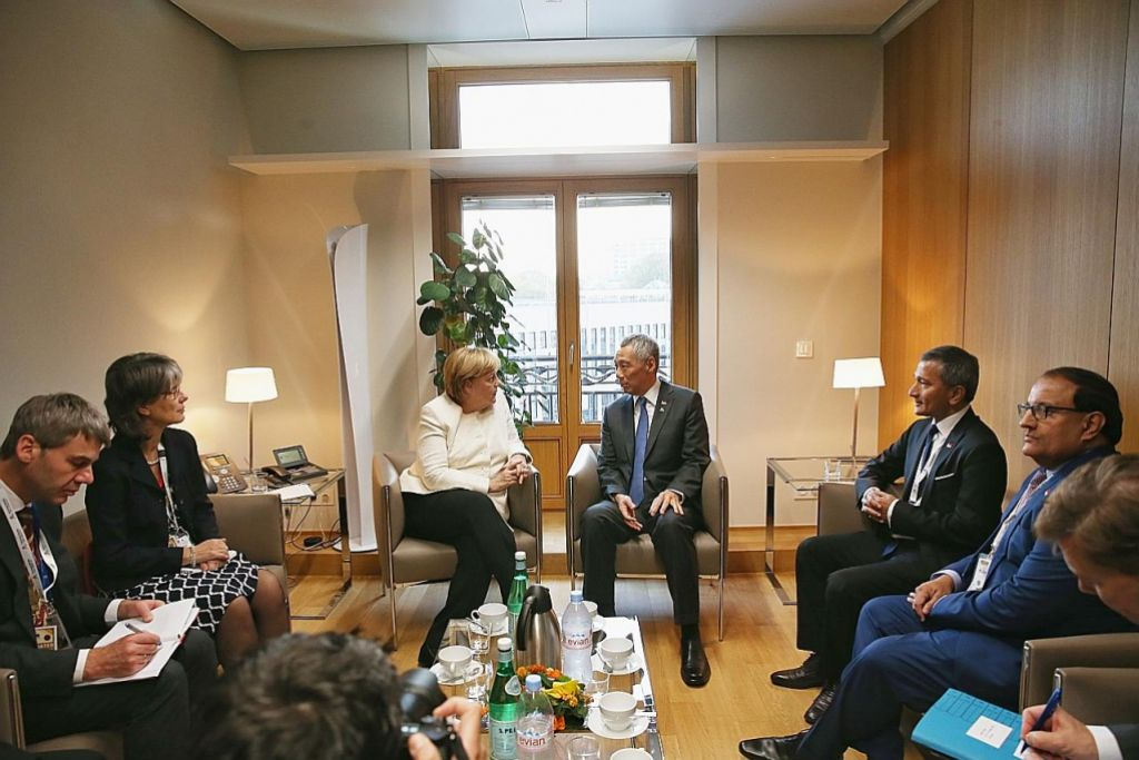 LAWATAN PM LEE KE EROPAH S'pura, EU ukir sejarah meterai perjanjian dagang bebas