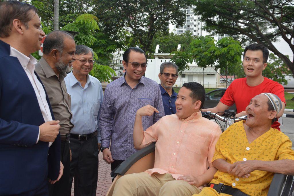 Khidmat jagaan warga emas di Darul Syifaa dipertingkat