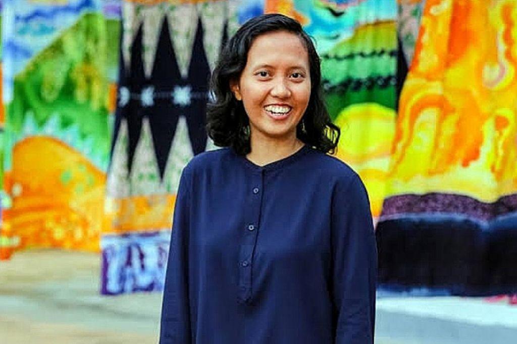 Tak jemu-jemu perjuangkan seni tradisional batik