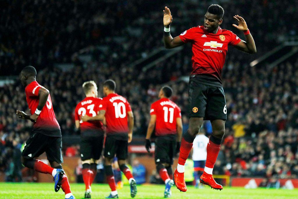 Manchester United kembali menyengat