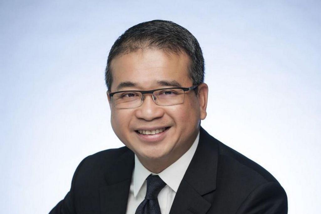 Menteri Negara Kanan (Undang-Undang merangkap Kesihatan), Encik Edwin Tong.