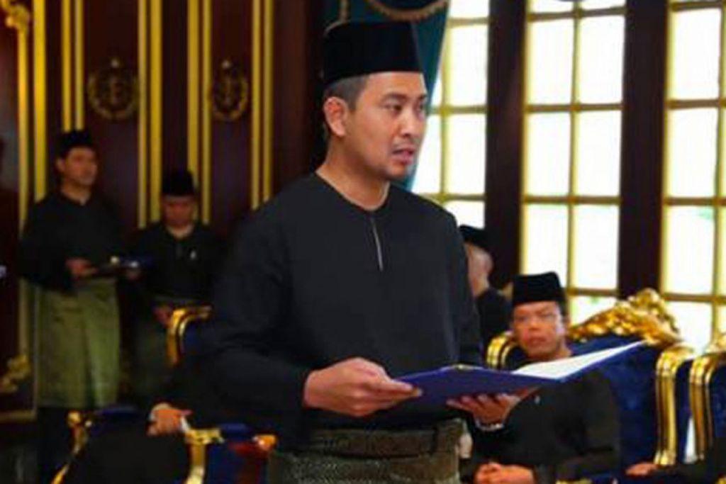 DR SAHRUDDIN JAMAL: Anggota Parti Pribumi Bersatu Malaysia (Bersatu) mempunyai tempoh 14 hari untuk melantik anggota pasukannya. - Foto ASTRO AWANI