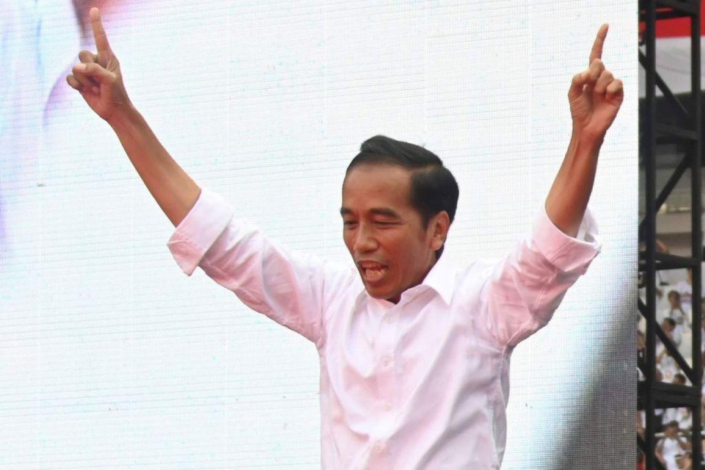 Presiden Joko 'Jokowi' Widodo