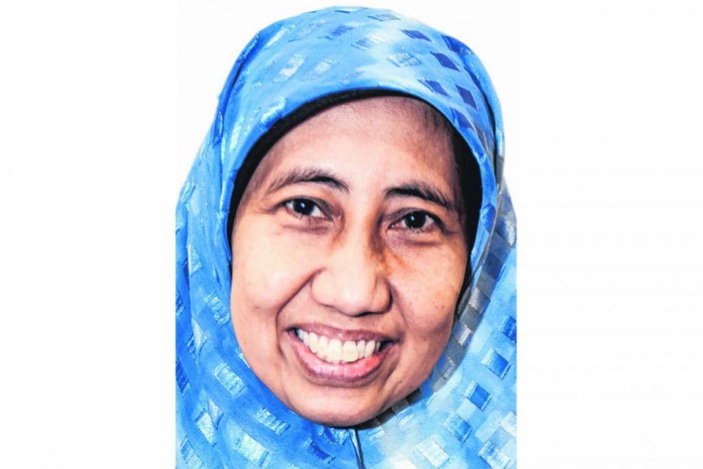 Nazariah Nasir.