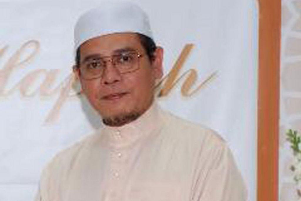 USTAZ MOHD NOOR: mengajak umat Islam melihat sifat Rasulullah yang penyayang terhadap orang lain - Foto ihsan USTAZ MOHD NOOR SAMAT