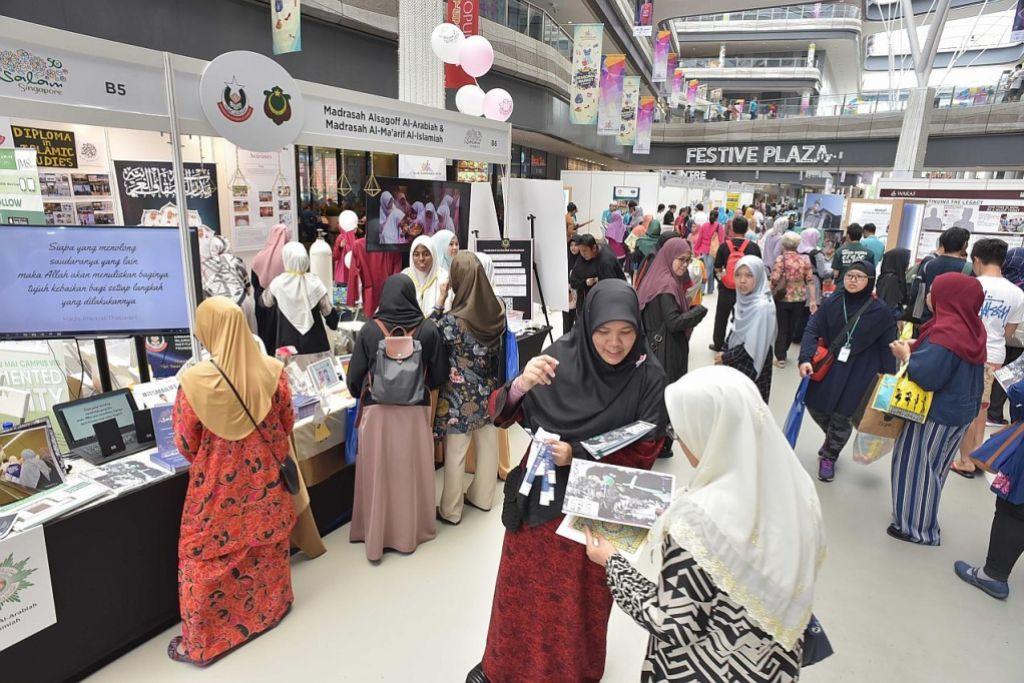 Masagos: Pencapaian bermakna diraih masyarakat Melayu/Islam tahun lalu SERUAN KEPADA MASYARAKAT PENJAGAAN IKLIM
