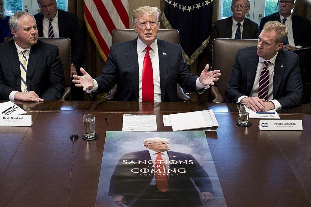 Trump sedia runding lagi dengan Kim Jong Un