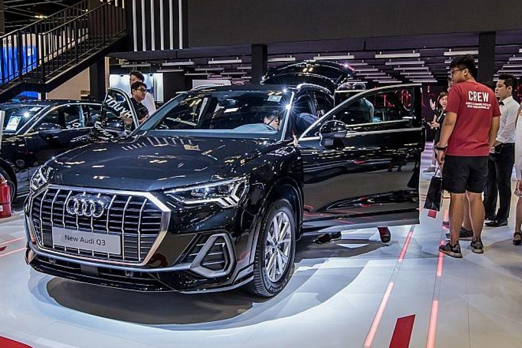 Lebih 100 model terbaru dipamer di S'pore Motorshow