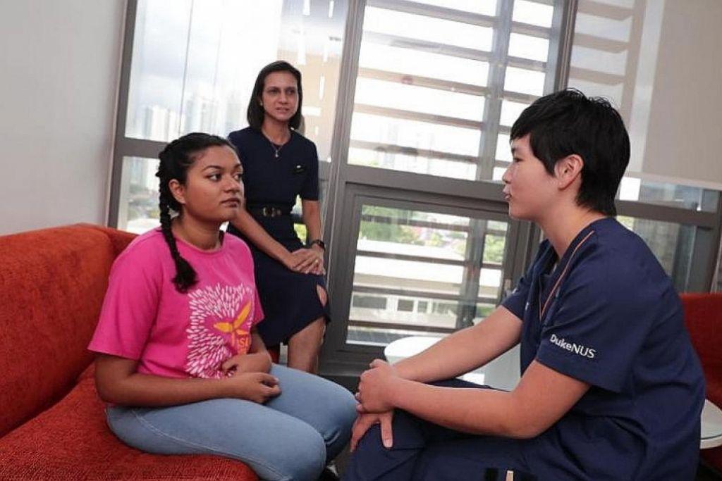 Pelakon jadi 'pesakit' bagi latih pelajar perubatan di KKH