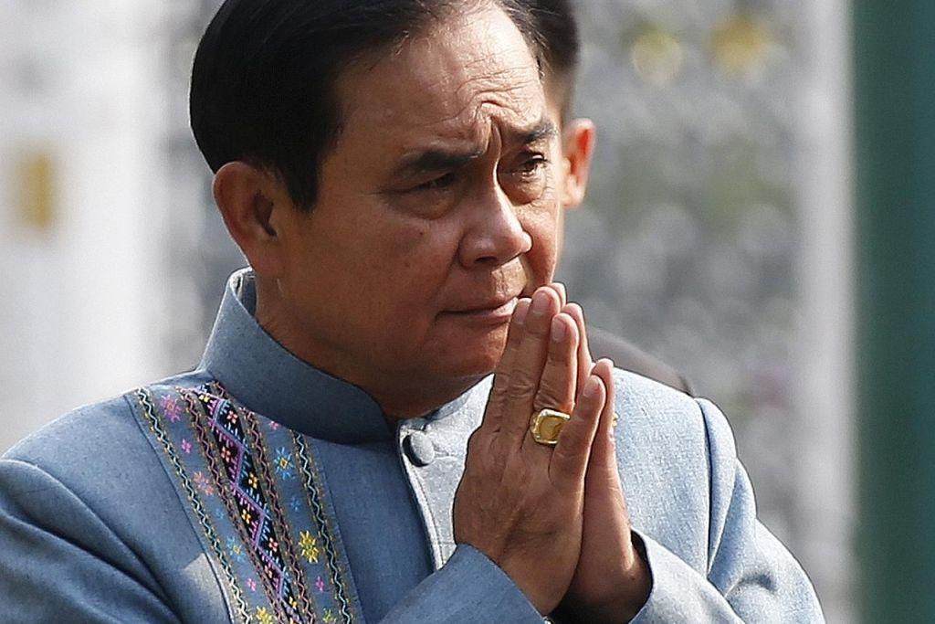 Langkah Thailand kembali kepada demokrasi terus tersandung Pilihan raya ditangguh
