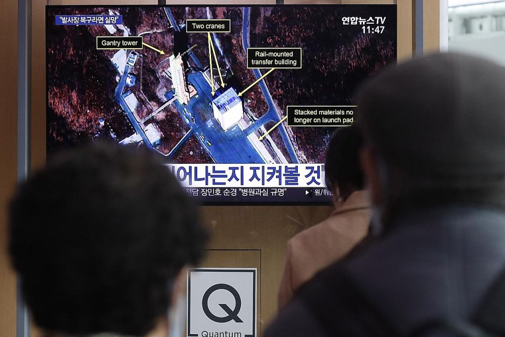 Gempa bumi di Korea Utara dipercayai ada kaitan dengan program nuklear