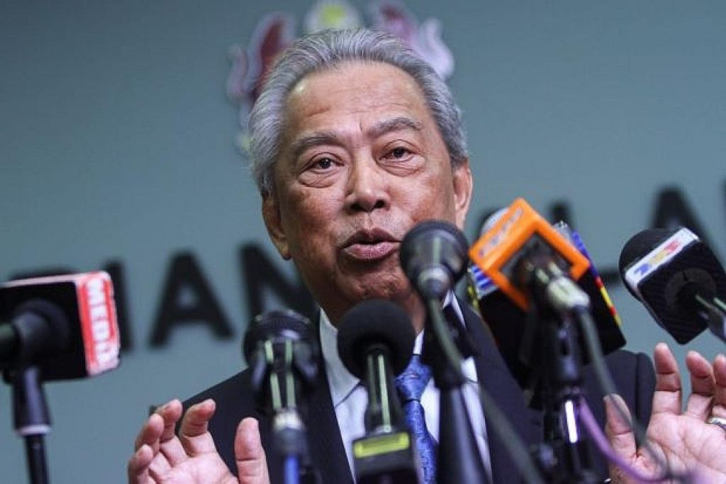 Muhyiddin: Usah pertikai pelantikan Menteri Besar Johor