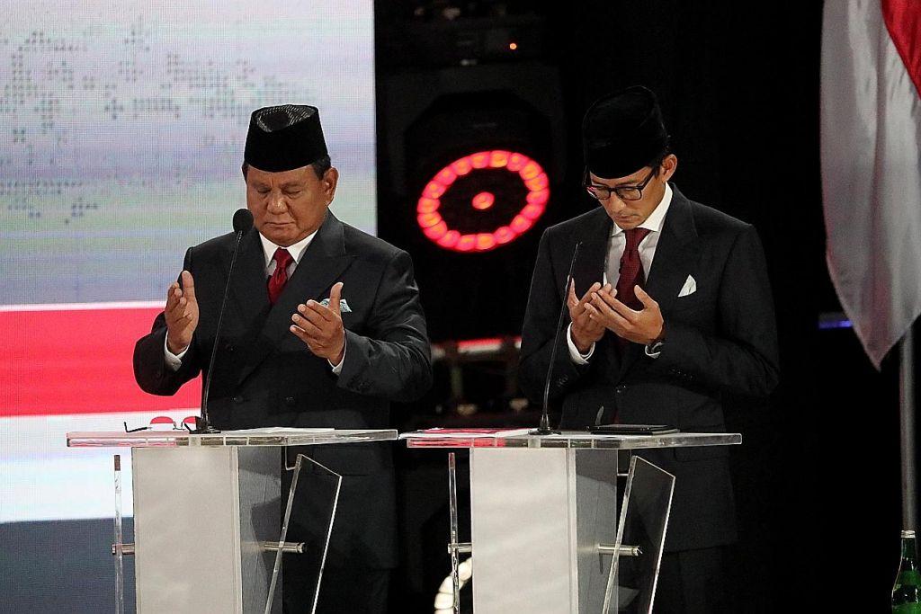 PILIHAN RAYA INDONESIA Lebih 192 juta warga Indonesia buat pilihan esok