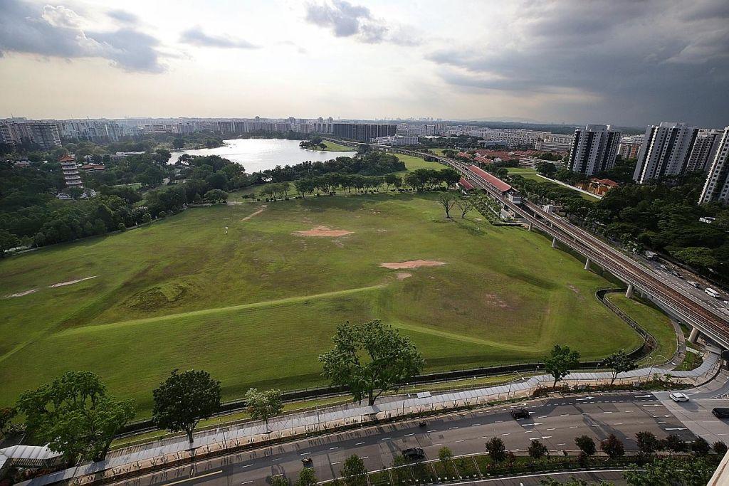Tarikan pelancongan bersepadu akan dibina di Daerah Tasik Jurong