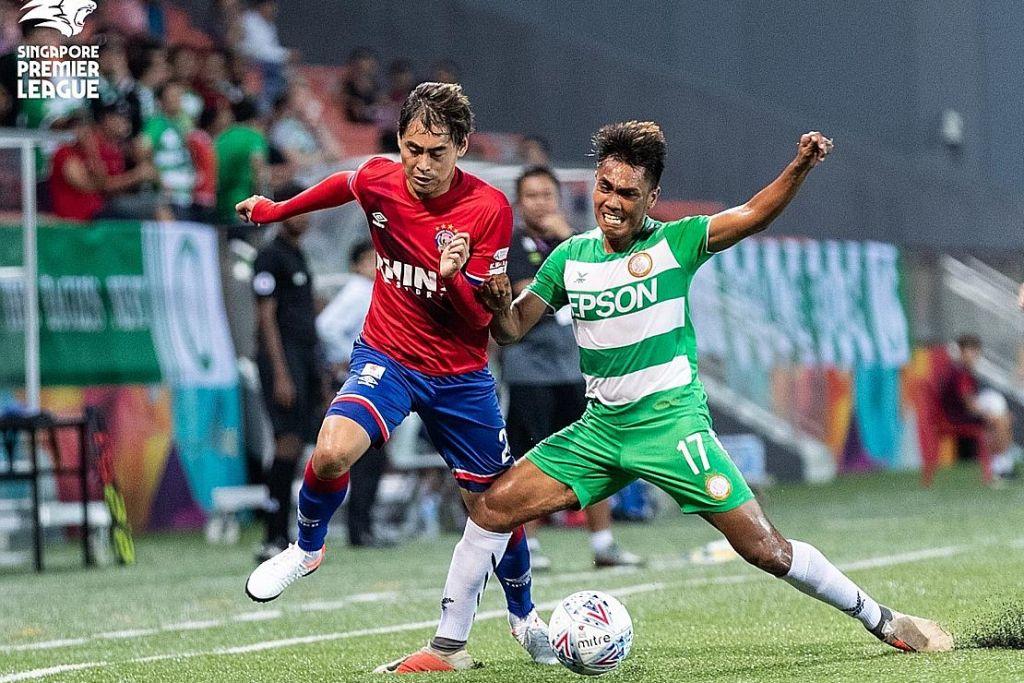 Rebut peluang beraksi di kelab Liga 1 Thailand