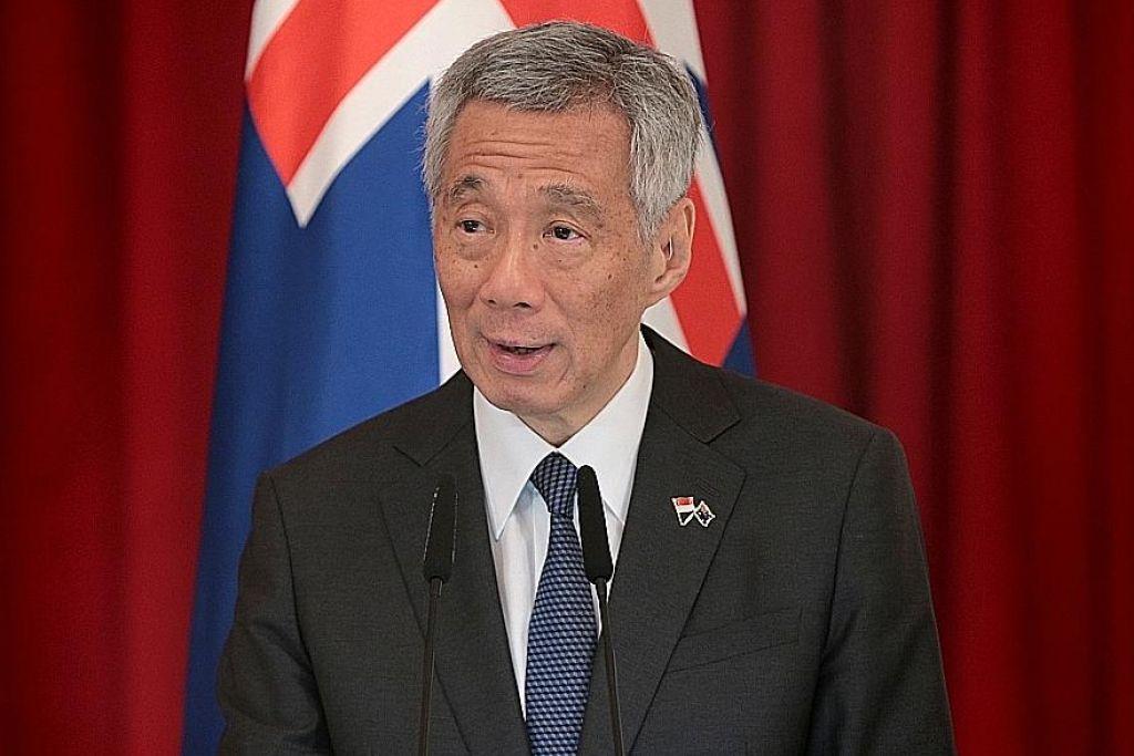 PM Lee: Perang dagang China-AS boleh jejas struktur ekon dunia